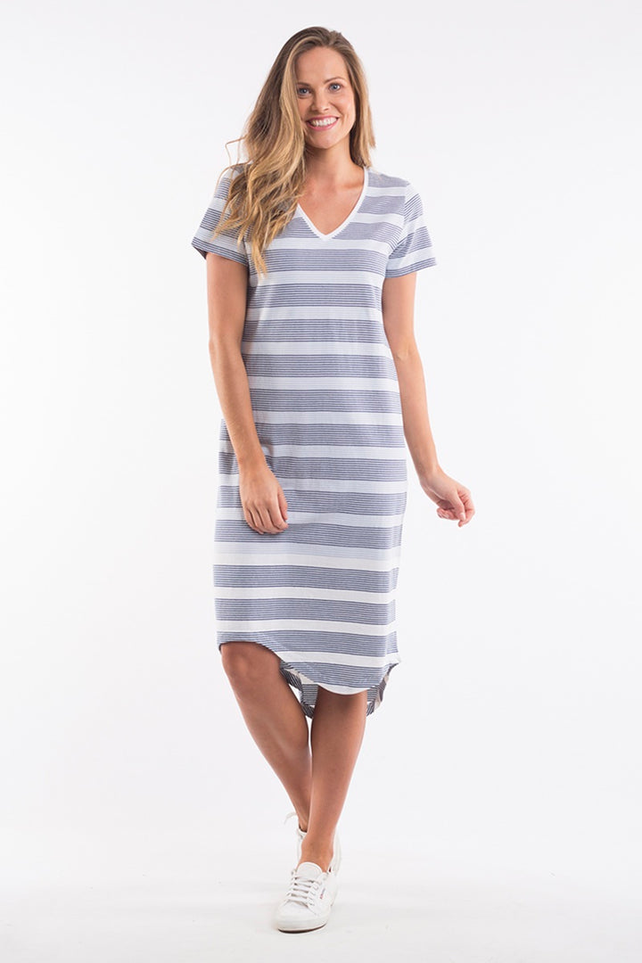 Elm - Waterline Midi Dress
