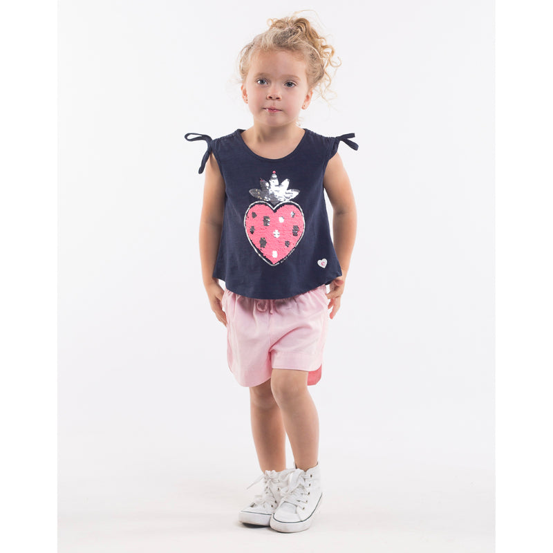 Eves Sister Strawberry Tank