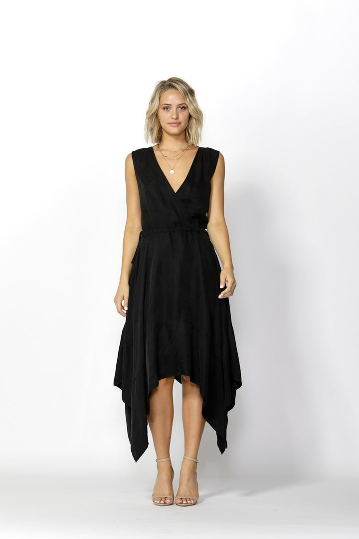 Fate + Becker - Vivienne Dress - Black