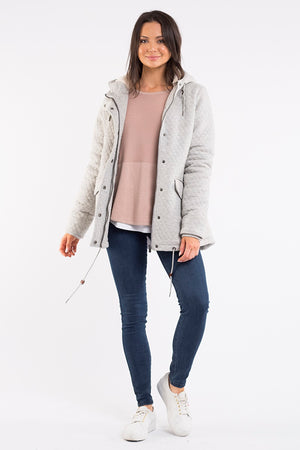 Foxwood - Alps Jacket - Grey Marle