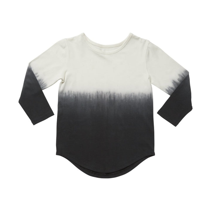 Hoot Kid Dip Dip Tee in Dip Dye