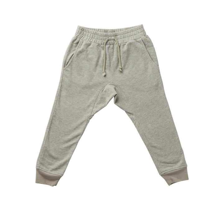 Hoot Kid Going Straight Pant in Grey
