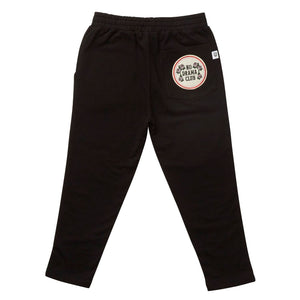 Hoot Kid No Drama Club Pant in Black