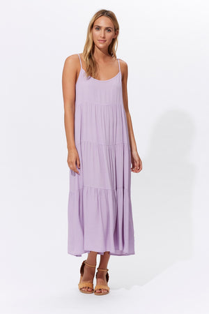 Isle of Mine Marguerite Maxi in Lilac