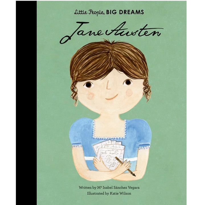 Jane Austen, Little People, Big Dreams