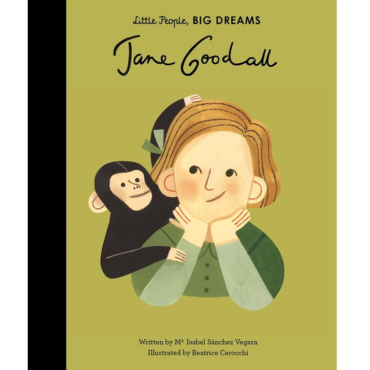 Jane Goodall, Little People, Big Dreams