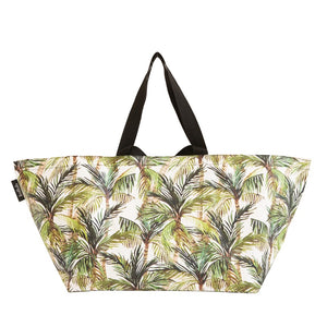 Kollab - Poly Beach Bag Green Palm