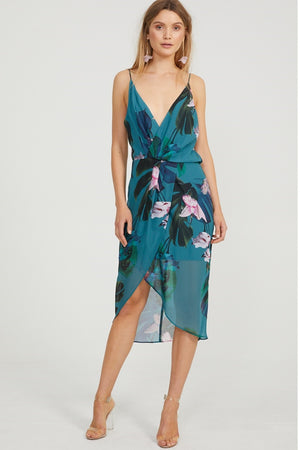 Cooper St - Lagoon Drape Dress