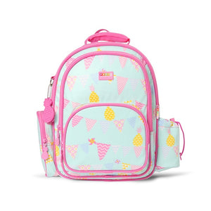 Penny Scallan Large Backpack in Pineapple Bunting Print