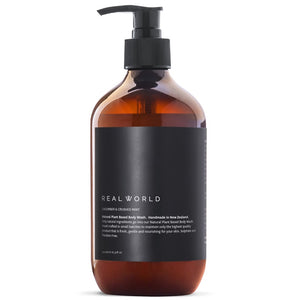 Real World - Cucumber Crushed Mint Body Wash