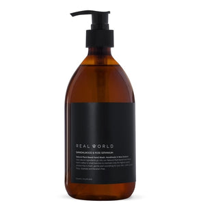 Real World - Sandalwood Rose Geranium Hand Wash