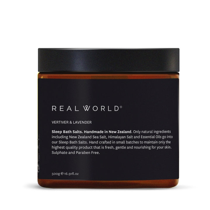Real World - Sleep Bath Salts - 500g