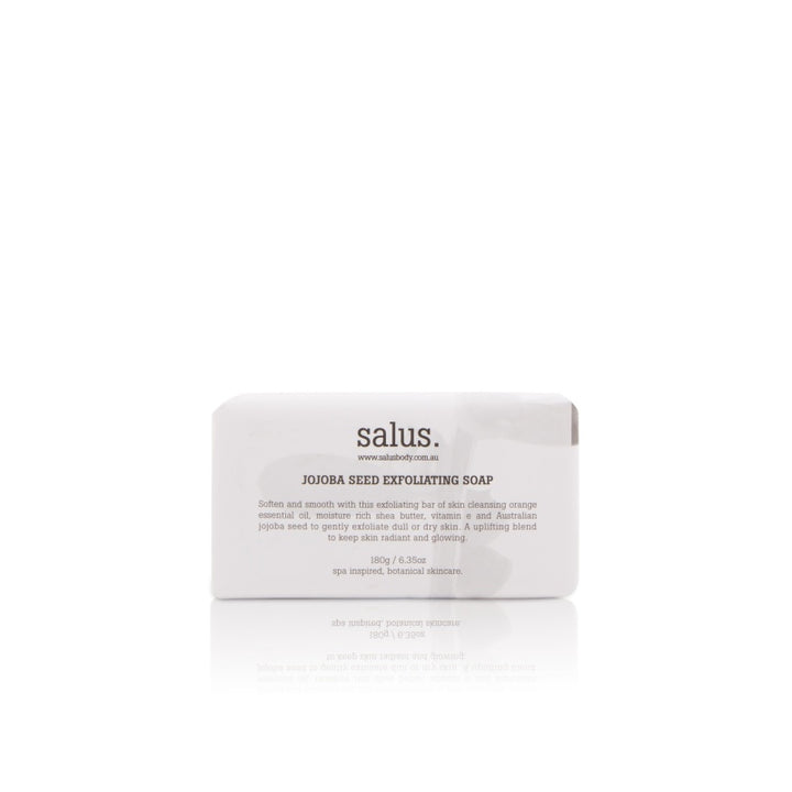 Salus Body Jojoba Seed Exfoliating Soap in 180g