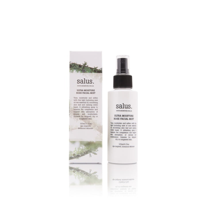 Salus Body Ultra Moisture Rose Facial Mist in 100ml