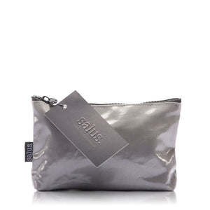 Salus Body wash bag in school grey