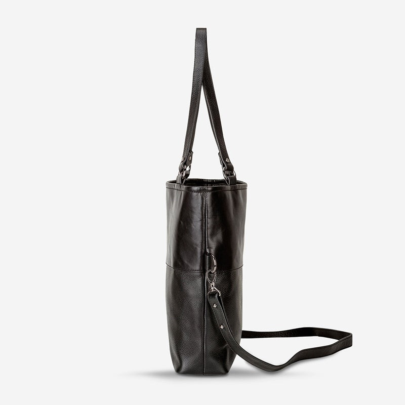 Status Anxiety - Wasteland Bag - Black