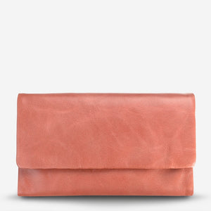 Status Anxiety Audrey Wallet in Pink