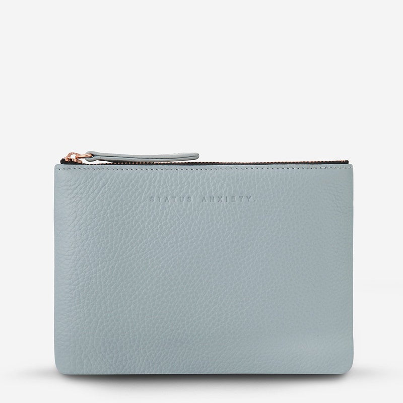 Status Anxiety Treacherous Pouch in Arctic Grey