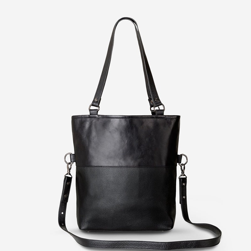 Status Anxiety Wasteland Bag in Black
