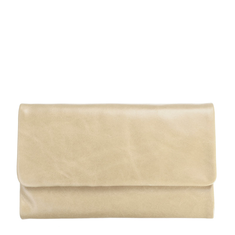 Status Anxiety Audrey Wallet in Nude