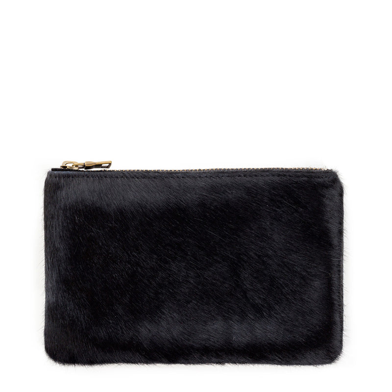 Status Anxiety Maud Wallet in Black