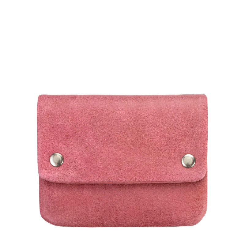 Status Anxiety Wallet Norma in Pink