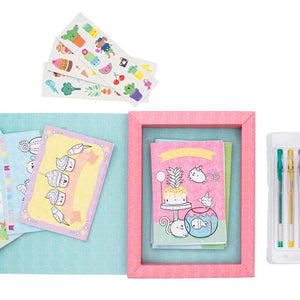 Tiger Tribe - Card Making Kit - Fiesta Fun