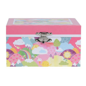 Tiger Tribe Jewellery Box Rainbow Hill