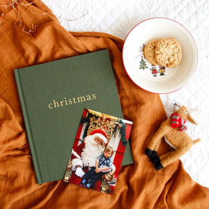 Write to Me - Family Christmas Book