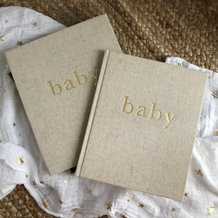 Write to Me - Baby Journal (Boxed)