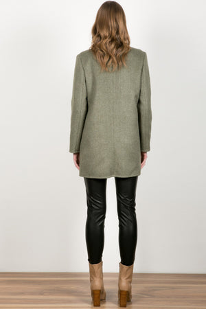 Wish Macy Coat in Moss