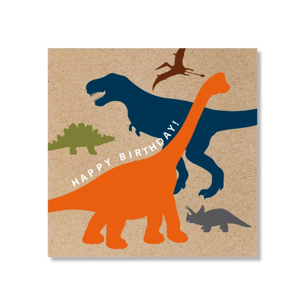 Just Smitten Mini Gift Card - Krafty Dinosaurs