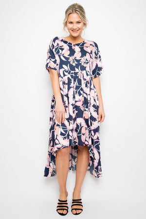 PQ Collection - Everyday Dress - Blossom Gum