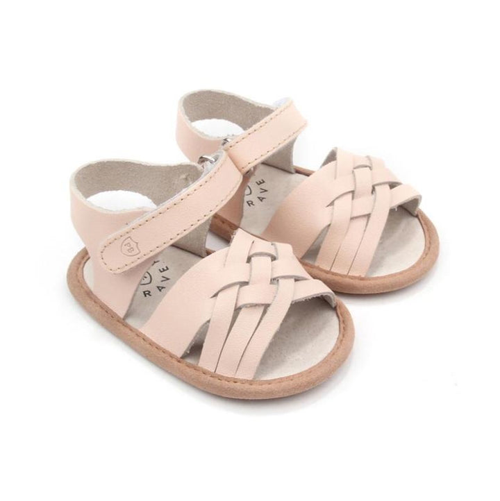 Pretty Brave - Woven Sandal Summer Pink