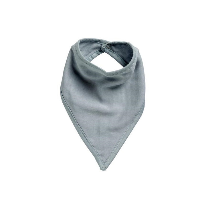 Eddy & Moss - Bandana Bib - Powder Blue