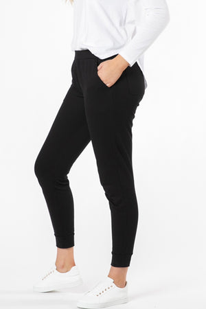 Betty Basics - Lindsay Jogger - Black