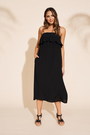 Eb & Ive - Savannah Dress - Black