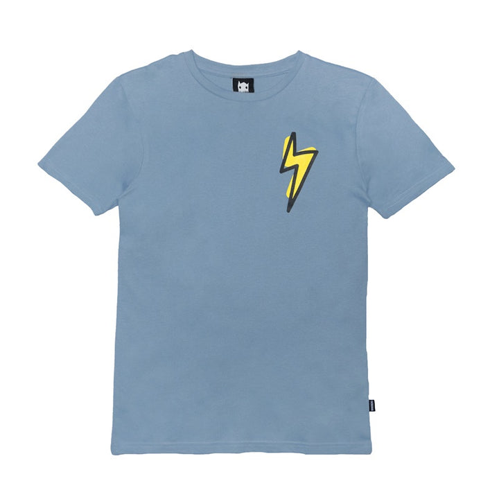 Band of Boys - SS Tee Lightening Bulb - Blue