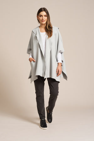 Eb & Ive - Ita Cape - Pewter
