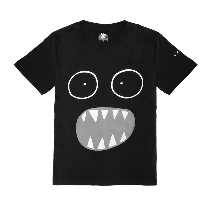 Band of Boys - SS Tee Big Eyes - Black