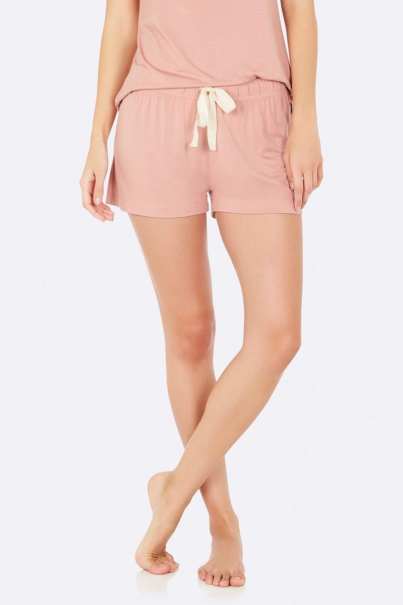 Boody - Goodnight Sleep Short - Dusty Pink