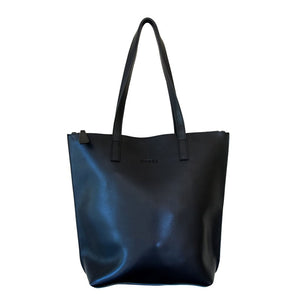Hoopla - Small Zip Tote - Black