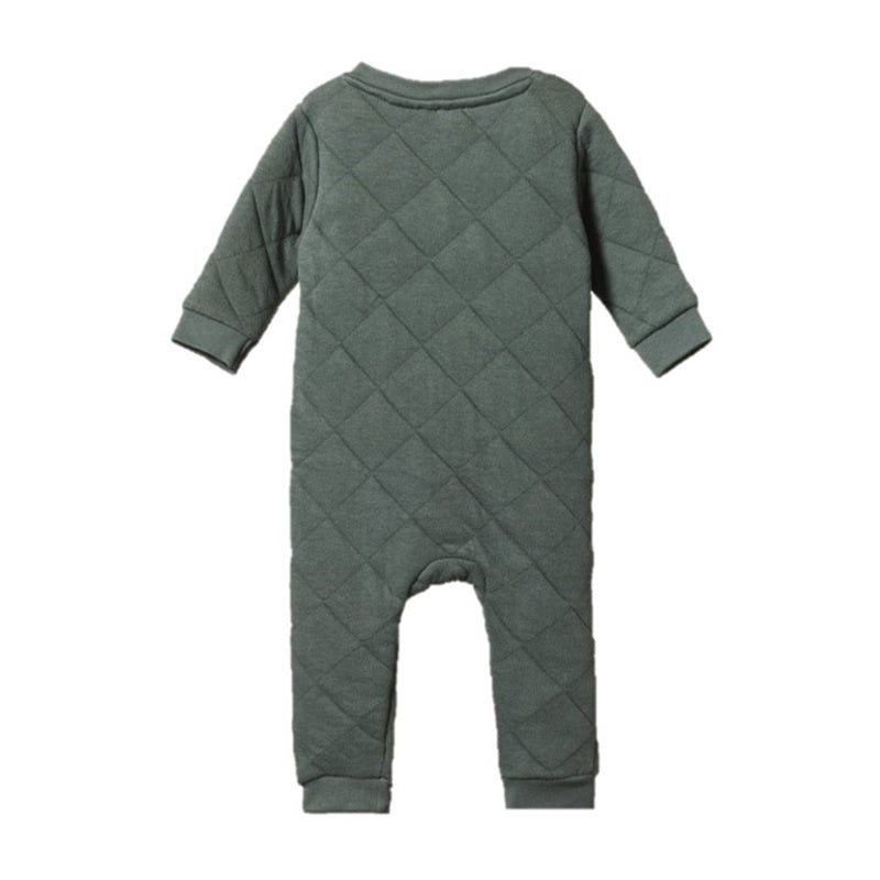 Nature Baby - Otto Suit - Valley Blue