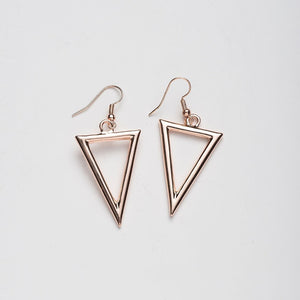 Stilen - Triangle Earrings