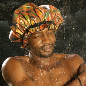 Kente Kings - Shower Hat for MEN & WOMEN