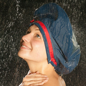 Royally Blue Beret - Shower Hat for MEN & WOMEN