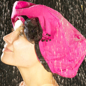 Think Pink Shower Hat / Shower Cap