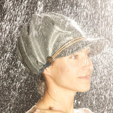 Load image into Gallery viewer, Daily Denim Shower Hat / Shower Cap