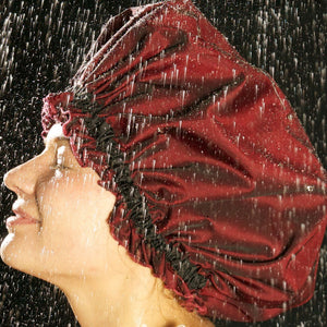 Shimmering Silkara - Shower Hat for MEN & WOMEN