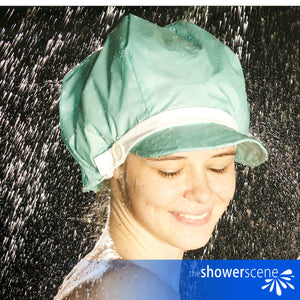 Sunny Day Blue - Shower Hat for MEN & WOMEN